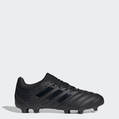 Men Football Black Copa 20.3 Firm Ground Boots