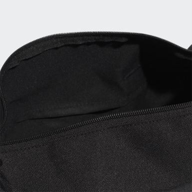 Training Siyah 3-Stripes Duffel Çanta - Ekstra Küçük Boy