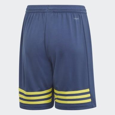 Shorts de Local Selección Colombia Azul Niño Fútbol