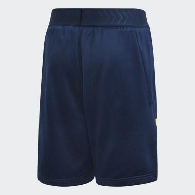 Shorts Messi Azul Niño Training