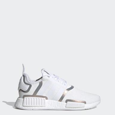 Frauen Originals NMD_R1 Schuh Weiß