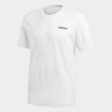T-shirt Essentials Branco Homem Athletics