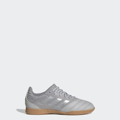 Chaussure Copa 20.3  Sala Indoor Gris Enfants Football