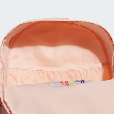 ผู้หญิง เทรนนิง สีชมพู กระเป๋าเป้ทรงคลาสสิก