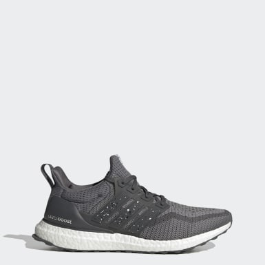 Running Grey Ultraboost DNA
