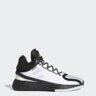 Basketball White D Rose 11 Shoes