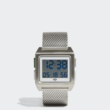 Originals Sølv ARCHIVE_M1 ur