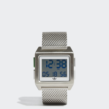 Originals Silver ARCHIVE_M1 Watch