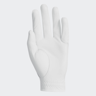 Men Golf White ULTIMATE LEATER GLOVE