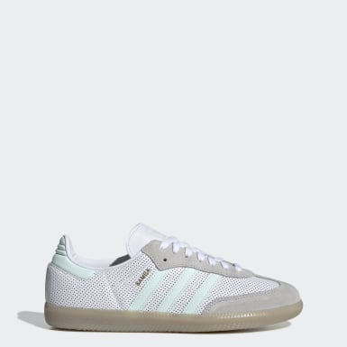 Women's Originals White Samba OG Shoes