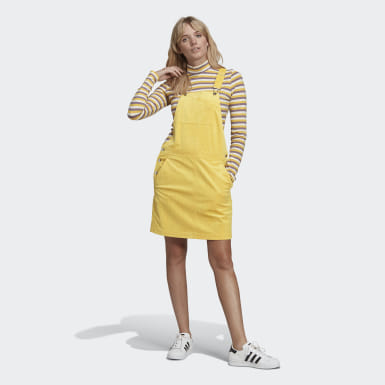 Women Originals Yellow Dress