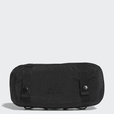 Golf Black Tech Pouch
