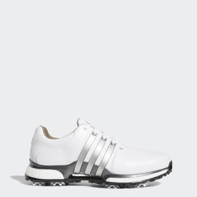 Men's Golf White Tour360 XT Shoes