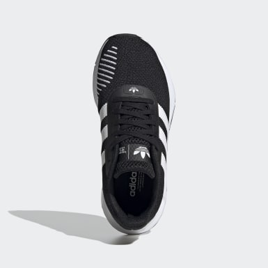 Tenis Swift Run RF (UNISEX) Negro Niño Originals