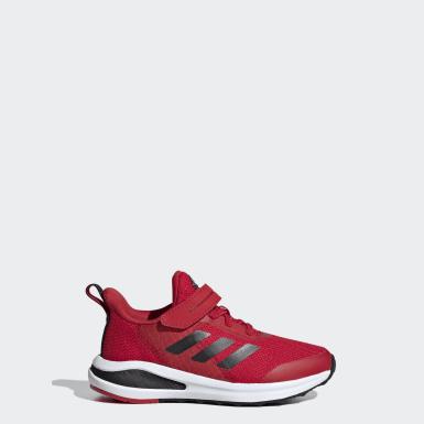 Children Running Red FortaRun Running Shoes 2020