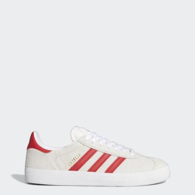 Originals White Gazelle ADV Shoes