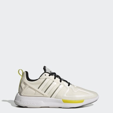 Women's Originals White ZX 2K Flux Shoes
