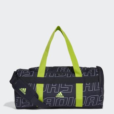 Træning Blå 4ATHLTS sportstaske, small