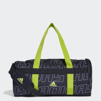 синий Спортивная сумка 4ATHLTS Small