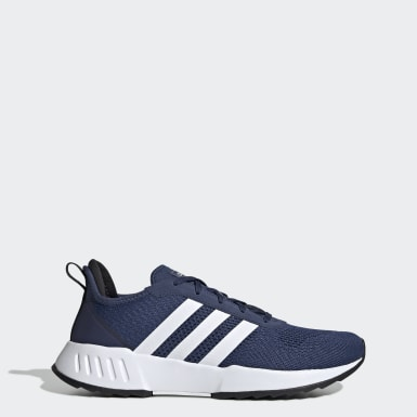 Mænd Walking Blå Phosphere sko
