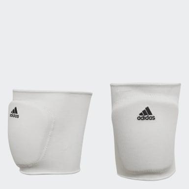 Joelheiras de 12,5cm Branco Voleibol