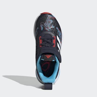 Kinder Running Marvel Spider-Man FortaRun Schuh Blau