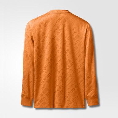 Men Originals Orange AW Soccer LS