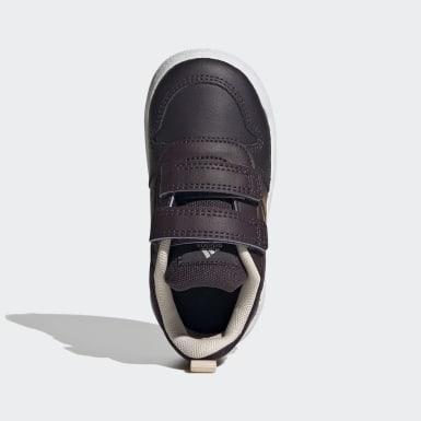 Girls Løb Lilla Tensaur sko