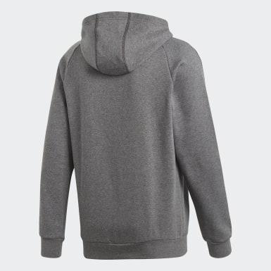 Bluza z kapturem Core 18 Szary