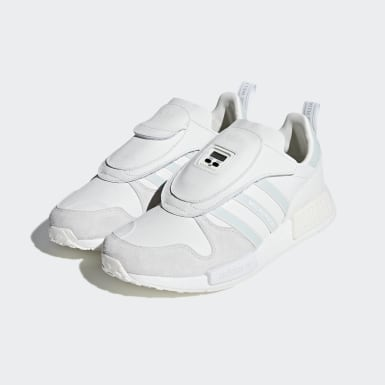 Men Originals White MicropacerxR1 Shoes