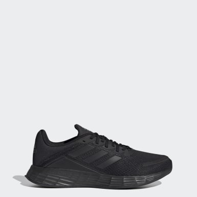 Men Running Black Duramo SL Shoes