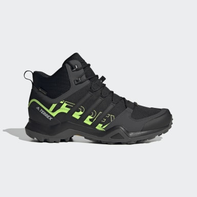 TERREX Black Terrex Swift R2 Mid GORE-TEX Hiking Shoes