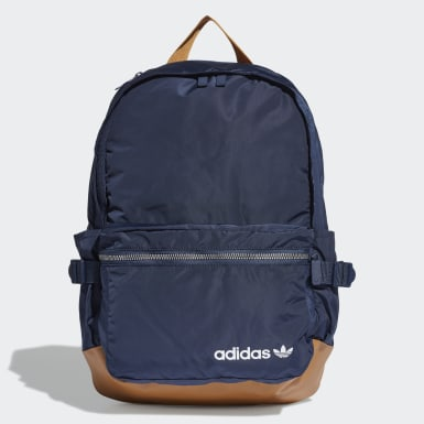Originals Blue Premium Essentials Modern Backpack