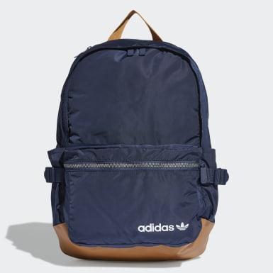 Originals Premium Essentials Modern Rucksack Blau