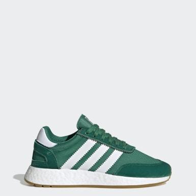 ผู้หญิง Originals สีเขียว รองเท้า I-5923