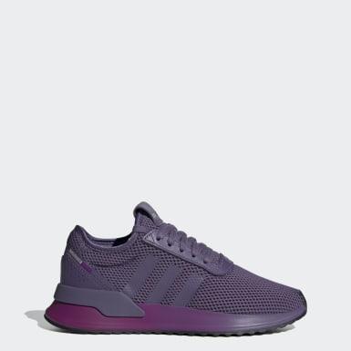 Tenis U_Path X Violeta Mujer Originals