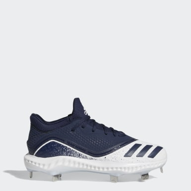 Women's Softball Blue Icon V Bounce Cleats