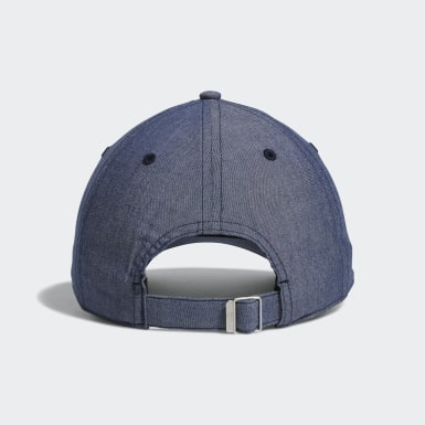 Men's Golf Blue Mully Performance Hat
