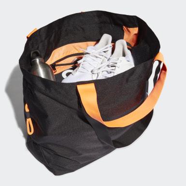 черный Спортивная сумка-тоут