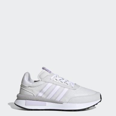 Frauen Originals Retroset Schuh Weiß