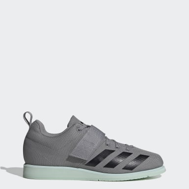 Weightlifting Grey Powerlift 4 Shoes