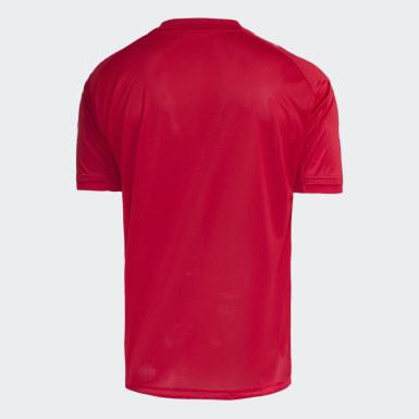 CAMISA TREINO INTERNACIONAL ATLETA Vermelho Homem Futebol
