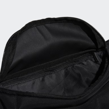 Sac banane Classic Badge of Sport Noir Hommes Training