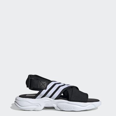 Dames Originals zwart Magmur Sandalen