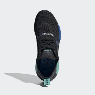 Erkek Originals Siyah NMD_R1 Ayakkabı