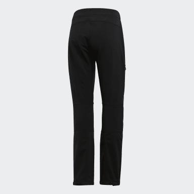 Pantalon Ski Tour Soft Shell Noir Femmes TERREX