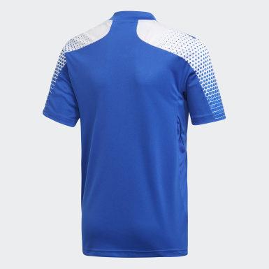синий Футболка Regista 20