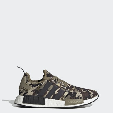 Sapatos NMD_R1 Bege Originals