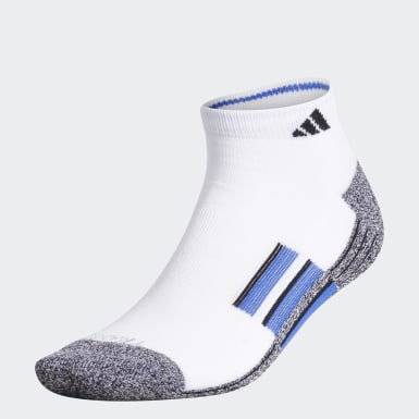 Men's Running White Climalite X 2.0 Low-Cut Socks 2 Pairs