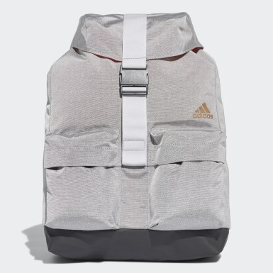 Women Training Grey ID Backpack